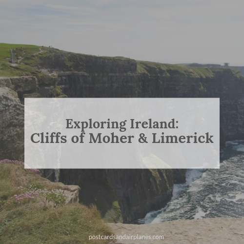 Cliffs of Moher andLimerick