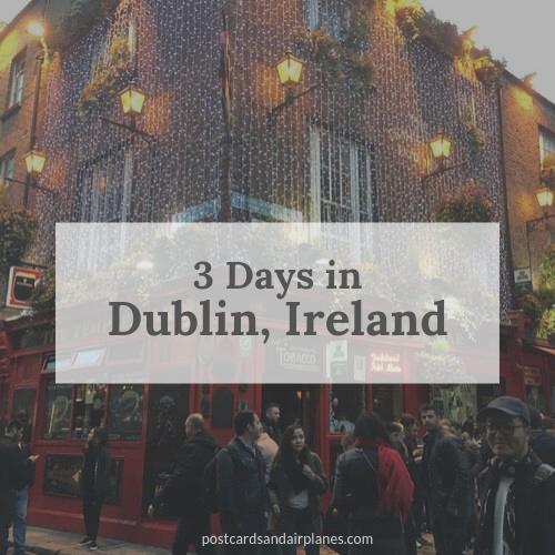 Dublin: Pocléimnigh(ing) in Ireland's CapitalCity