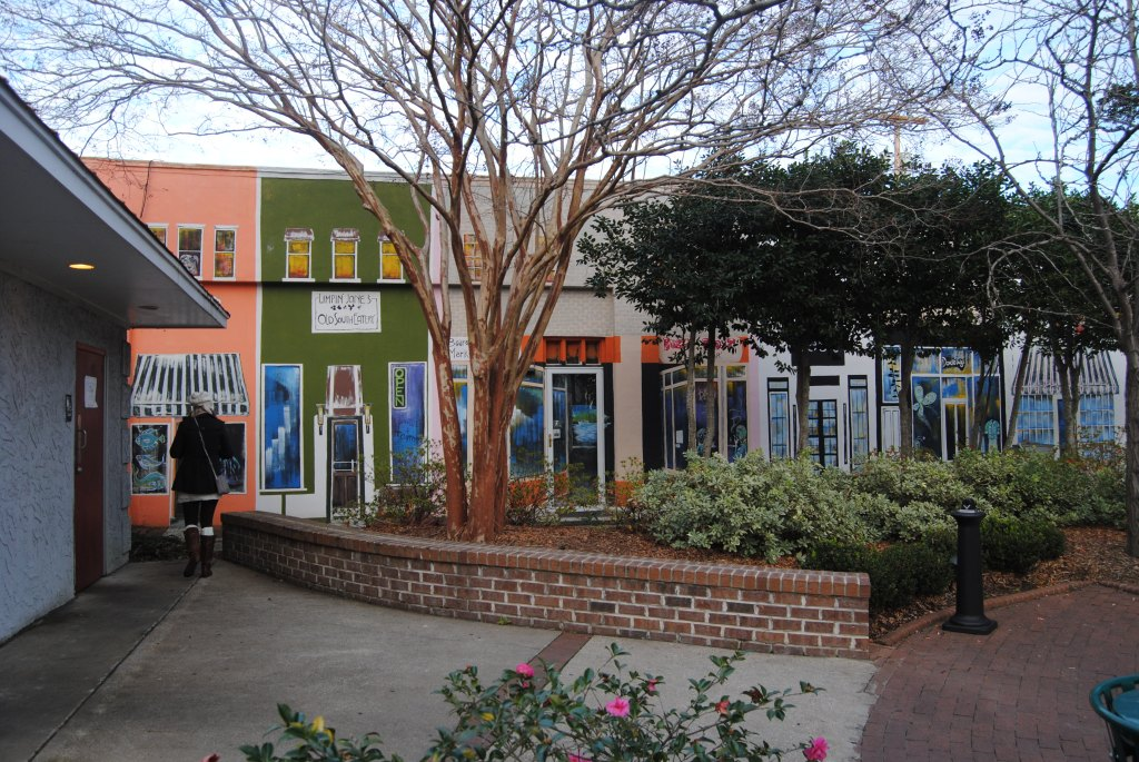 Downtown Historic Georgetown