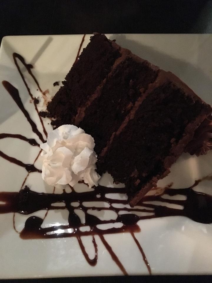 The Best Chocolate cake everrr